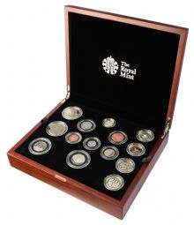 2015 Royal Mint Premium Proof Set for sale